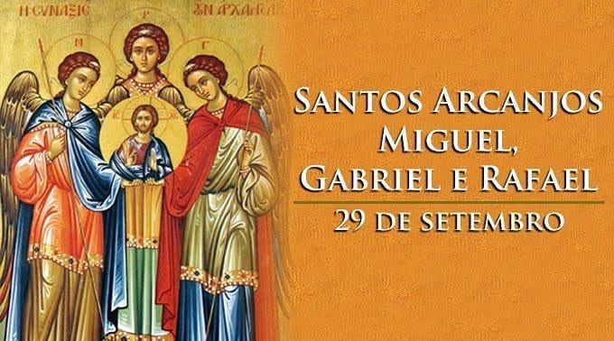 Nossa Senhora Aparecida Te Amo On Instagram Oracao A Sao Miguel
