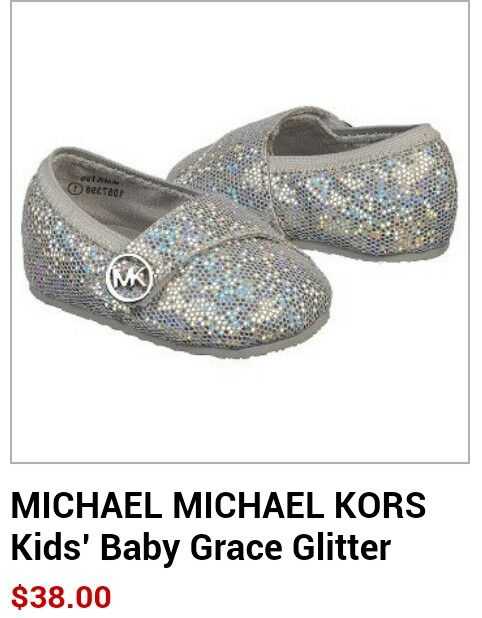 Michael Kors Baby Girl Shoes Baby stuff