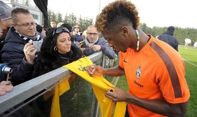 Juventus , Allenamento a porte aperte