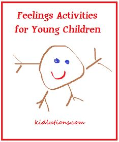 """Spin-Doctor Parenting"": Feelings Activities for Young Children"