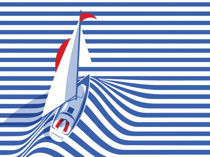 Float with me - boat by Feras Sobh dribbble 800x600 72pi. #FredericClad #FredericClad