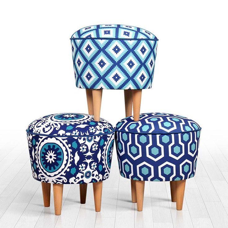"""Mavinin büyüsü!. Baharı selamlayan minimalist tasarım """"Sky Puf""""  Lorence Home'den yapacağınız ilk alışveriş hoş geldin kampanyası ile şimdi %5 indirimli.  http://ift.tt/1MBQPfl #puf #furniture #decoration #interior #evim #güzelevim #koltuk #spor #tasarım #design #geometry #blue #mavi #salon #butik #otel #odam #smile #happy #fashion #keyif #yaz #yeni by lorencehome"""
