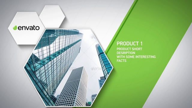 Customizable After Effects template.   Business presentation is a clean and simple presentation. It is contains 27 different scenes.  Use it to introduce you company or corporation. Template is very easy to customize. You can customize colors with one click.  You can download it here: http://videohive.net/item/business-presentation/8433488?ref=irrealix