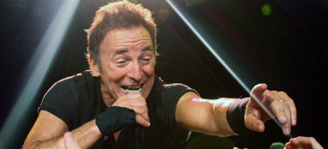 Σκέψεις: Μπρους Σπρίνγκστιν ,Bruce Springsteen  - London TV...