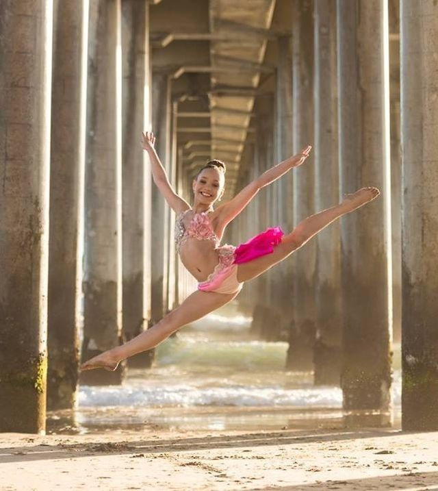 Maddie Ziegler Photo Credit by Sharkcookie  Love this shot! Gorgeous!