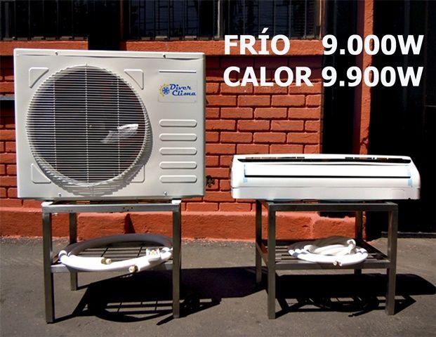 Equipo Aire Acondicionado Split-Mural 30.000 Btu R-410A / AC/WS-30000eco – ChileRemates.cl