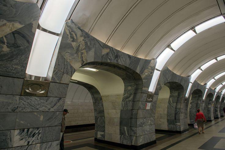Στάση μετρό Chikalovskaya