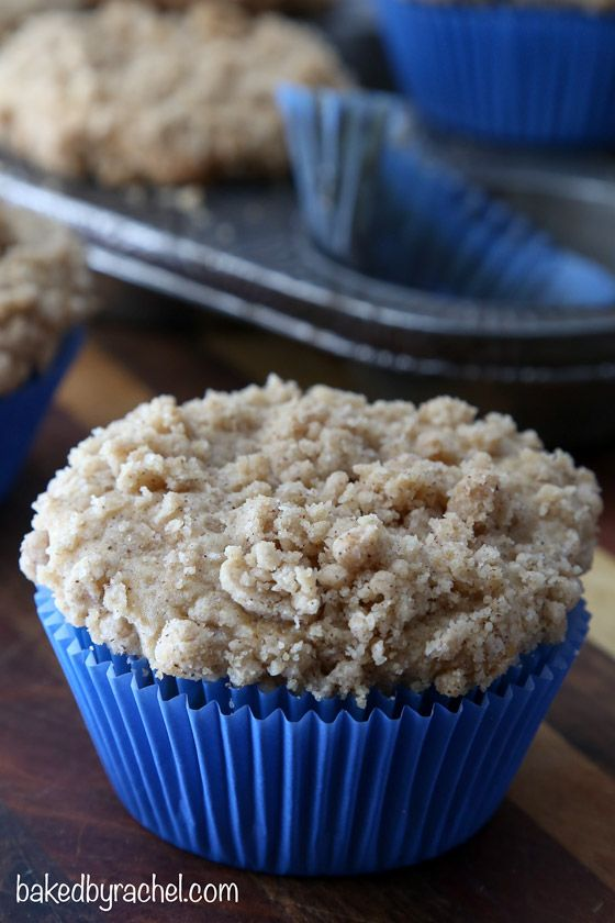about Muffins on Pinterest | Doughnut muffins, Easy blueberry muffins ...