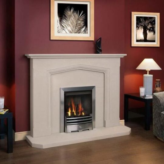 FIREPLACE SURROUND | Flames of Richmond | Gas, Electric, Wood burning fires & stoves, and fireplaces - Part 3