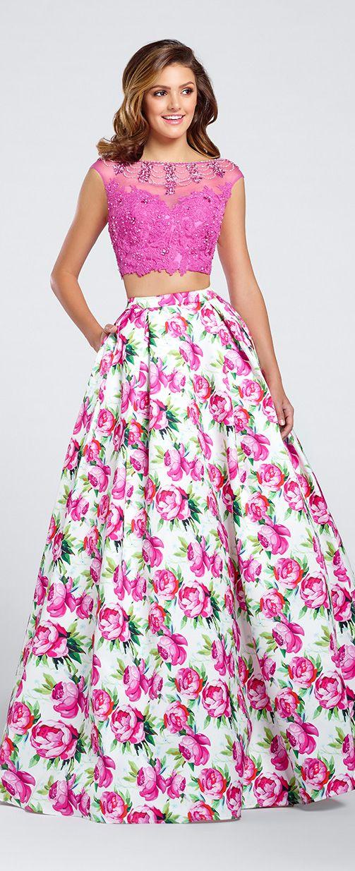 Two Piece Prom Dresses 2018 Jovani 55