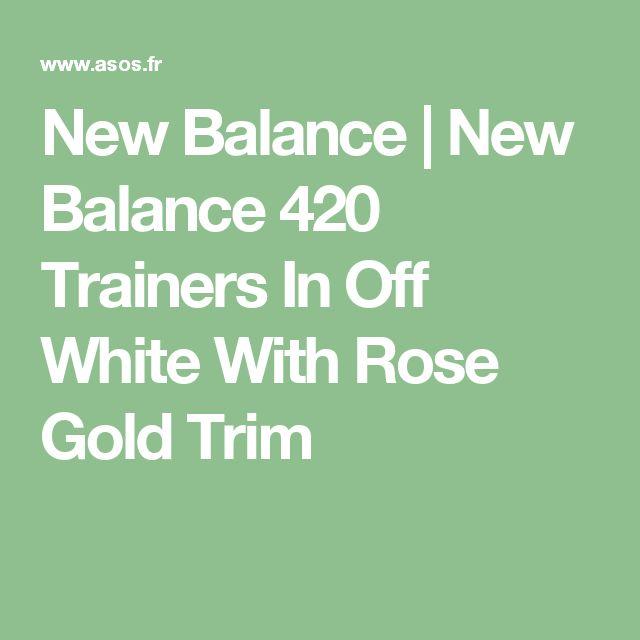 New Balance 420 Glamour