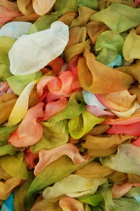 Lisa Kellner - Silk and colors