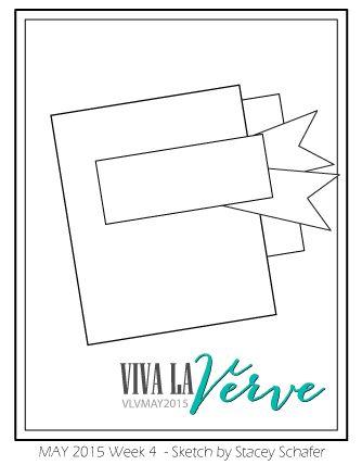 Viva la Verve Sketches: Viva la Verve - May 2015 Week 4 Sketch