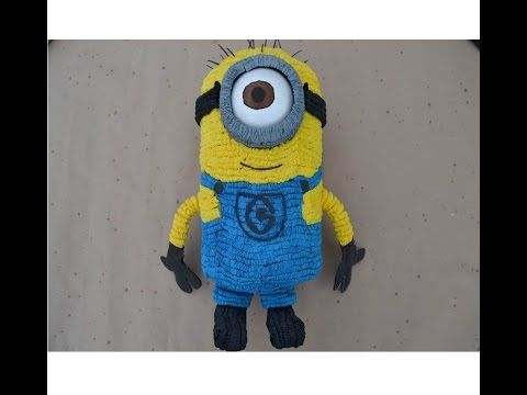 | Piñata de minions | mi villano favorito | despicable me | English subtitles - YouTube