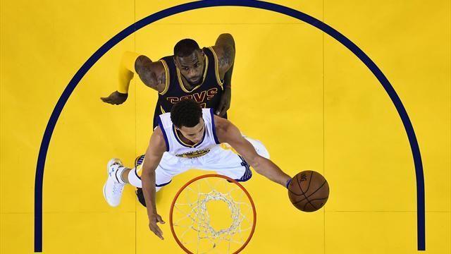 Videos - Stephen Curry, LeBron James et les autres : le best-of de l'année NBA - NBA 2015-2016 - Basketball - Eurosport