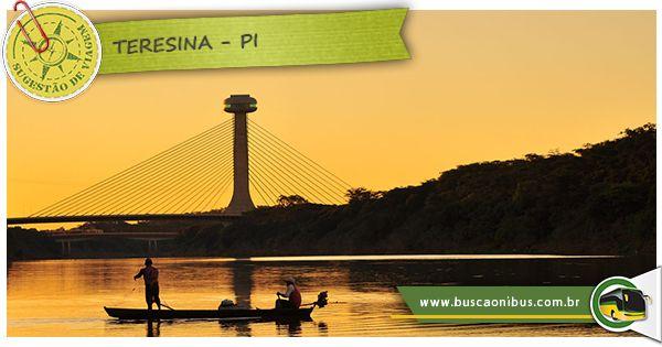 Conheça Teresina, e se encante com a beleza e as cores do Piauí