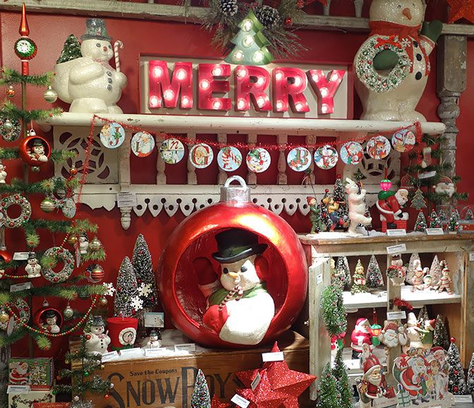 How About This Bethany Lowe Oversized Ornament For A