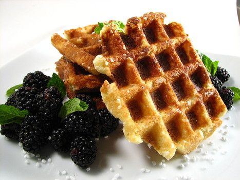 Happy International Waffle Day! 25 Gourmet Waffle Recipes - Batter Up!