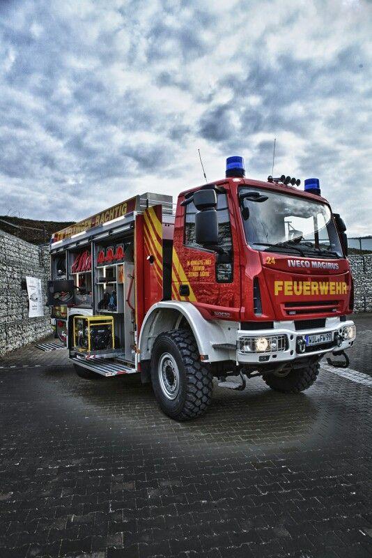 Feuerwehr, Germany