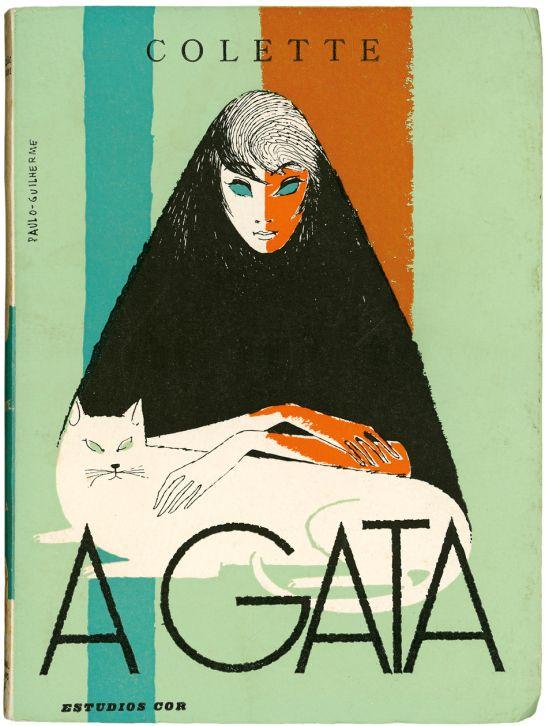 A Grata, Colette, Estúdios Cor, design Paulo-Guilherme, 1959