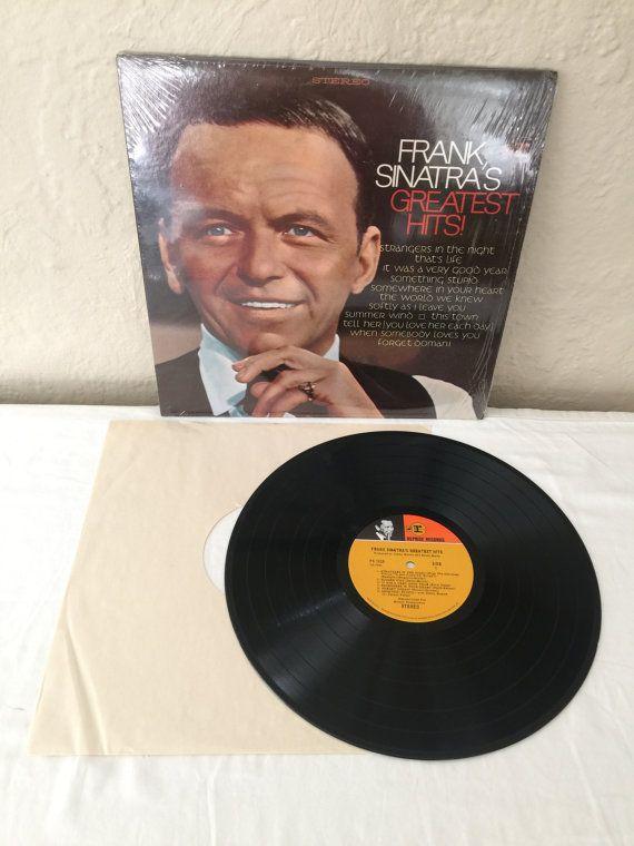 Frank Sinatra Frank Sinatra's Greatest Hits by NostalgiaRocks