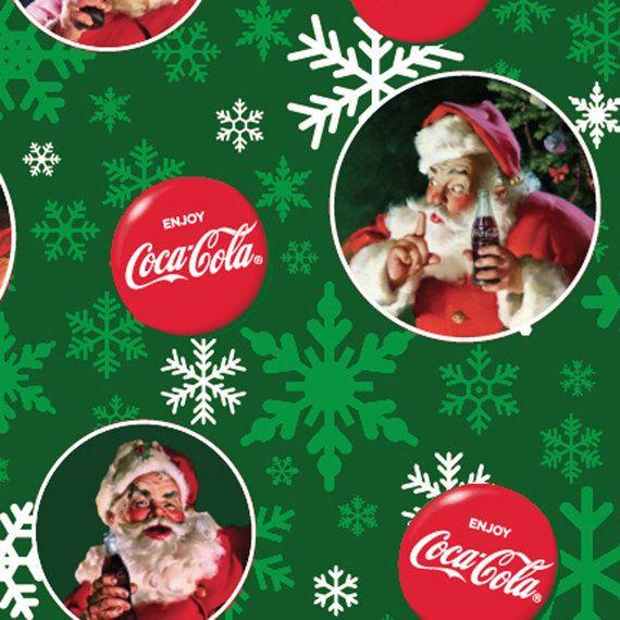 Coca-Cola Santas by Sykel Enterprises  Full or by meanderingthread