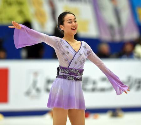 <フィギュアスケート:グランプリ(GP)シリーズ第3戦・中国杯>◇7日◇北京◇女子 - Yahoo!ニュース(日刊スポーツ)