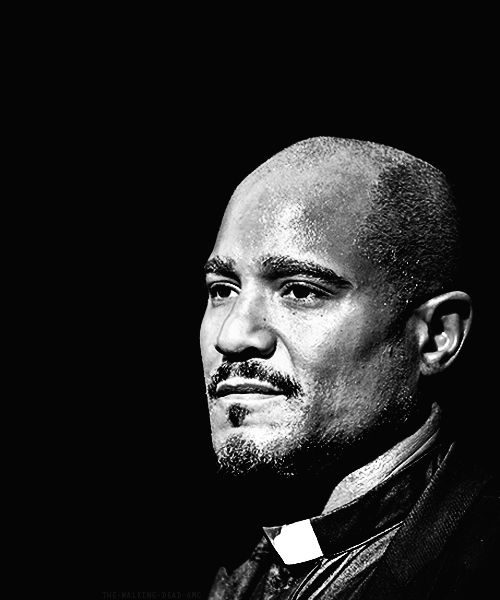 First Look at Seth Gilliam as Father Gabriel Stokes
