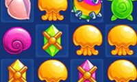 cool Aqua Blitz Aqua Blitz en ligne et gratuit sur jeux de friv   jeux-defriv.com, Vous pouvez explorer un enchanteur royaume sous-marin dans ce match 3 jeu de puzzle