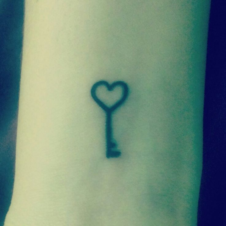 Small Key Tattoo: 10 Best Images About Tattoos On Pinterest