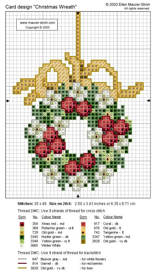Point de croix : ❤️*❤️ cross stitch
