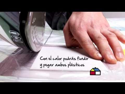 ¿Cómo hacer una cortina con portaretratos para el baño? - YouTube