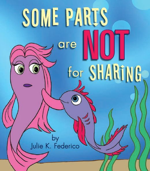 This is a MUST read for all children. A gentle way to teach your children about their private parts! Please share!