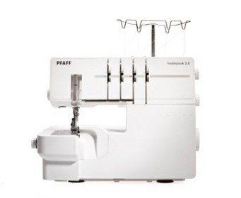 Macchina Tagliacuci Pfaff hobbylock 2.5 - Sistema automatico di tensionamento del filo.