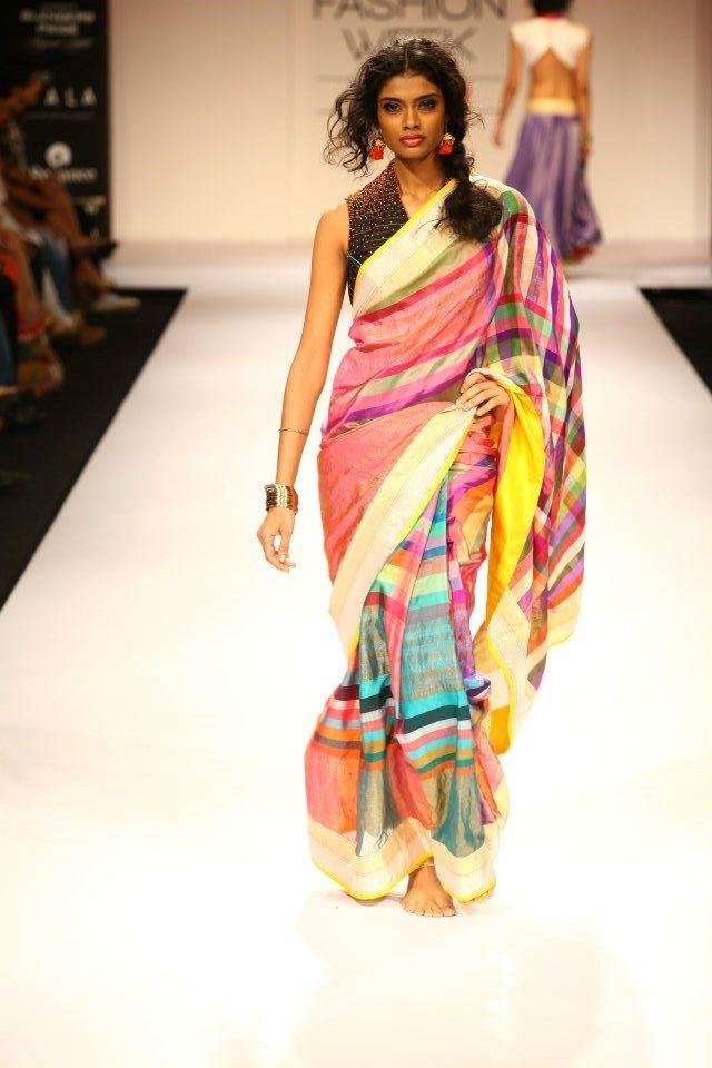 lakme fashion week Mayank Anand and Shraddha Nigam