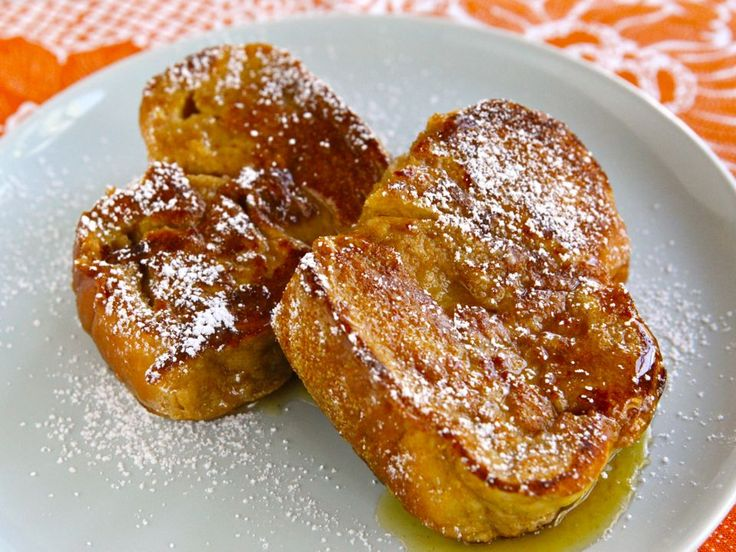Challah French Toast - Fluffy, Light French Toast Recipe