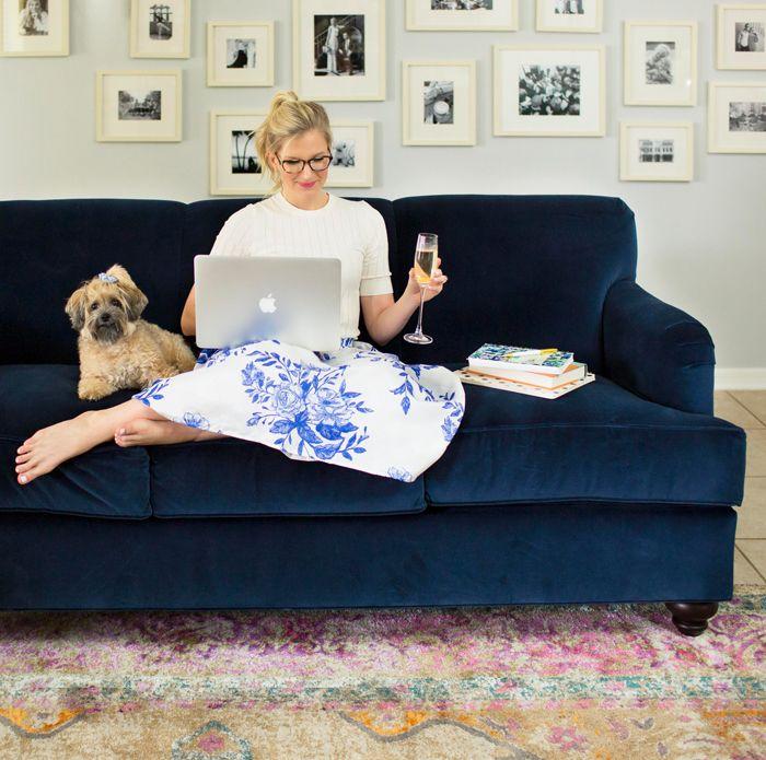 Dress The Sofa with Society Social! - Ashley Brooke DesignsAshley Brooke Designs