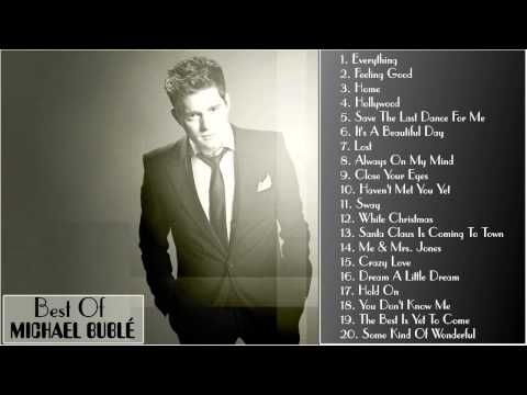 Best Songs Of Michael Bublé (Full Album HD) || Michael Bublé's Greatest …  BEST CD EVER.. LOVE LOvE LoVe