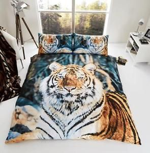 3D-ANIMAL-DUVET-QUILT-COVER-BEDDING-SET-WITH-PILLOW-CASES-SINGLE-DOUBLE-KING