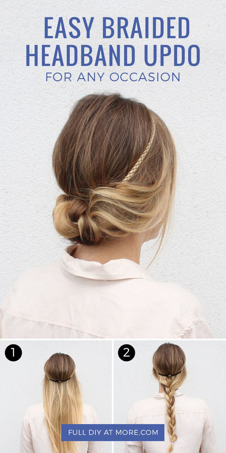 You'll want to wear this hair everywhere.
