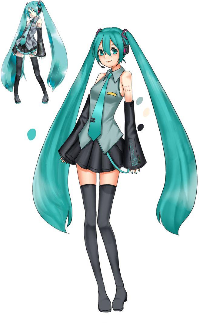 VOCALOID - Hatuna Miku