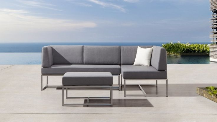 Element Five Ways Outdoor Lounge System | Lavita Furniture