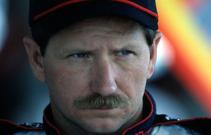 "39. Nov. 19, 1989  -   Atlanta International Raceway:   Atlanta Journal 500  -    The look befitting ""The Intimidator."" Dale Earnhardt accumulated five wins in the 1989 season."
