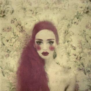 Dream Within a Dream ☾ Misty Blurred Art & Fashion Photography - Rimel Neffati