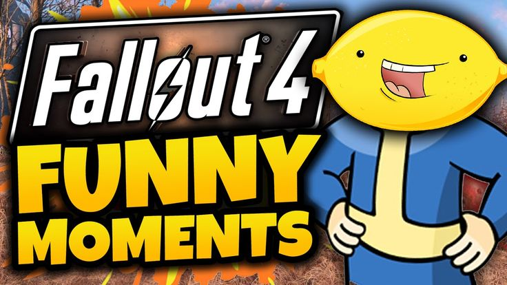 """Fallout 4: Funny Moments! - """"EXPLORING THE WASTELAND!"""" - (FO4 Funny Mome..."""