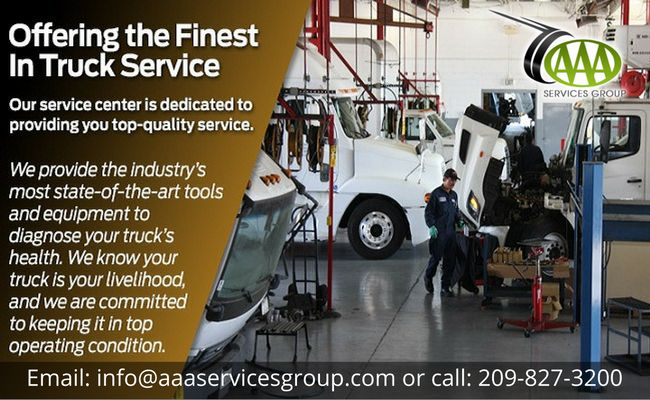 AAA Services Group provides 24 hour auto repair services in los banos, California. We deliver services for all kinds of small, medium and heavy duty trucks, buses, RVs, reefers, trailers etc. Our goal is to keep your vehicles safe and in working condition.