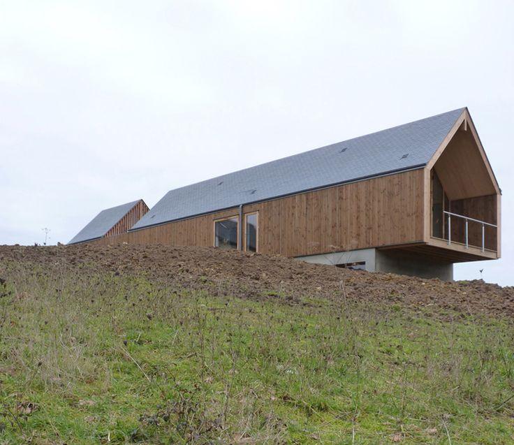 169 best jolie maison tiny house cabane gazebo images for Architecture contemporaine
