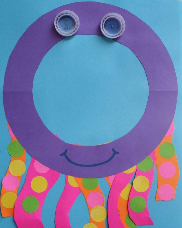 Octopus Craft & Octopus Opposites | Fantastic Fun & Learning