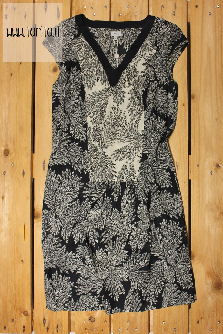 Tarita S/S 2013. Hoss Intropia, cotton printed dress.