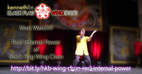 This video was taken during Tiger Claw Media Dinner Gala Grandmasters Demonstration in 2012 in San Jose California. Read the full video of Black Flag Wing Chun Demonstration 4: Real Internal Power of Wing Chun HERE: http://www.hekkiboen.com/black-flag-wing-chun-demonstration-4-real-internal-power-of-wing-chun You've seen how the Ip Man Movies have helped to spark the growth of Wing Chun Kung Fu worldwide. Now in this Wing Chun Video you will see a demonstration of Internal Power using HKB…